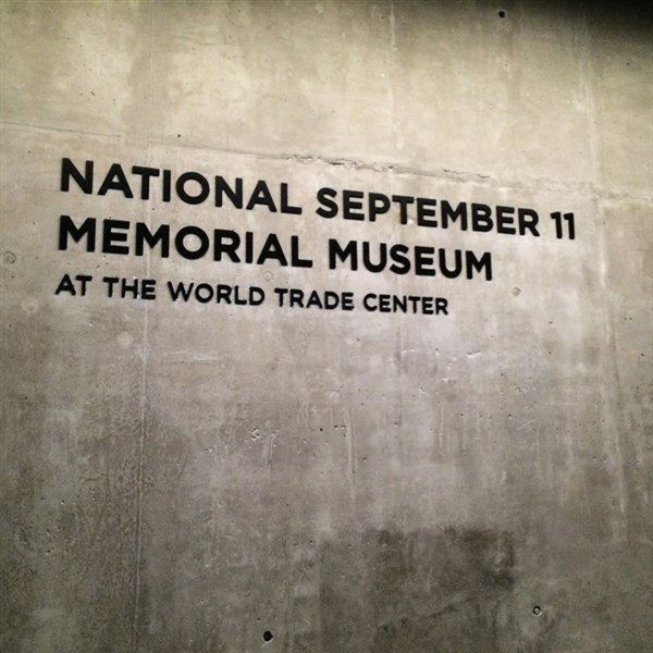 9/11 Museum Tour & Box Lunch
