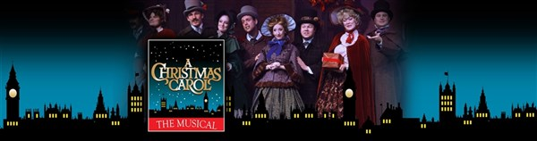 "Dutch Apple Dinner Theatre "" A Christmas Carol"""