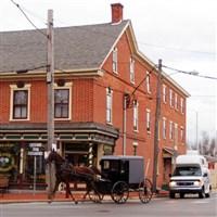 Amish Farmlands & Scenic Byways & Lunch