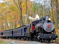 Autumn Leaf Train Ride & Lunch @Old Country Buffet