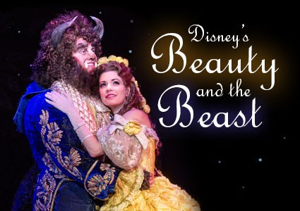 "Riverside Dinner Theater "" Beauty and the Beast"""