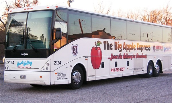 New York Big Apple Express