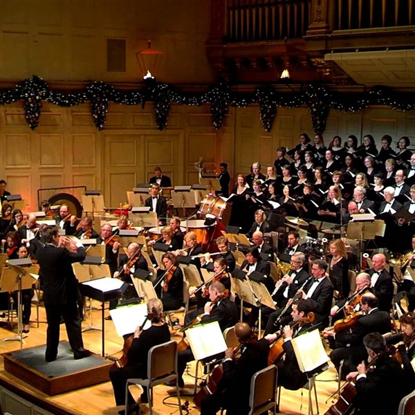 Boston Pops New Year's Eve Celebration