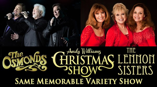 Branson's Festival of Stars at Christmas