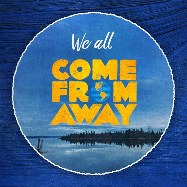 "New York City Broadway ""Come From Away"""