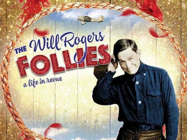"Dutch Apple Dinner Theatre ""Will Rogers Follies"""
