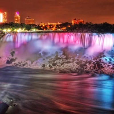 Niagara Falls Festival of Lights