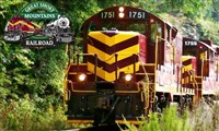 Gather in the NC Smokies & Smoky Mountain Train