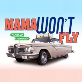 "Rainbow's Comedy Playhouse  ""Mama Won't Fly"""