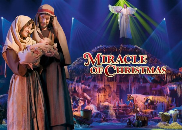 "Sight & Sound Theatre ""Miracle of Christmas"""