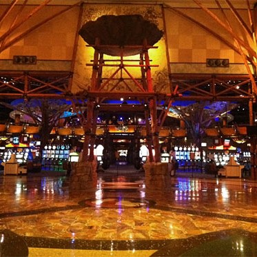 Mohegan Sun Casino & Boston
