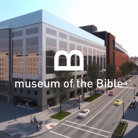 Museum of the Bible & St. Paradise Cafe