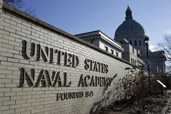Tour & Tea at the US Naval Academy