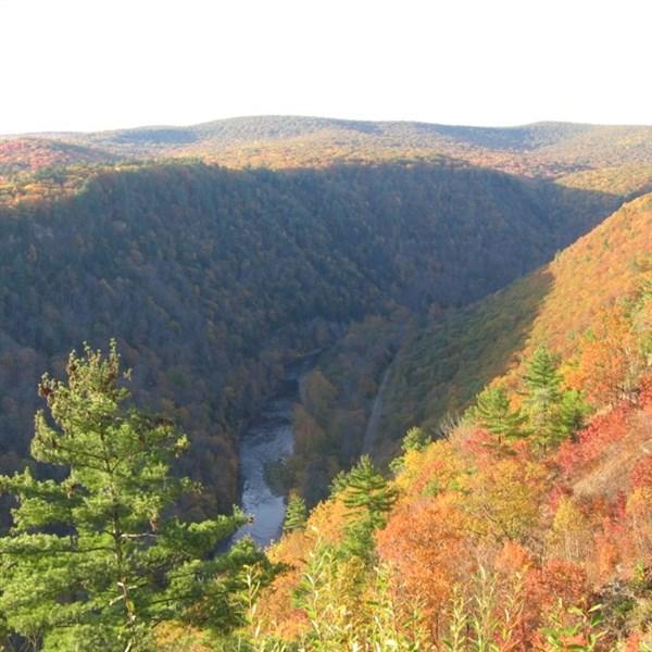 Pennsylvania's Grand  Canyon