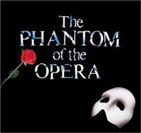 "NYC Broadway ""The Phantom of the Opera"""