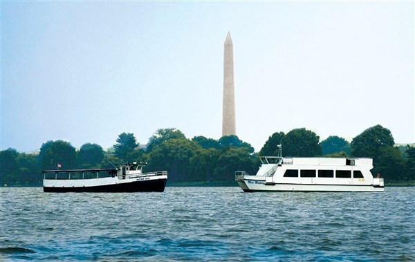 D.C. Monuments Cruise & MGM Casino