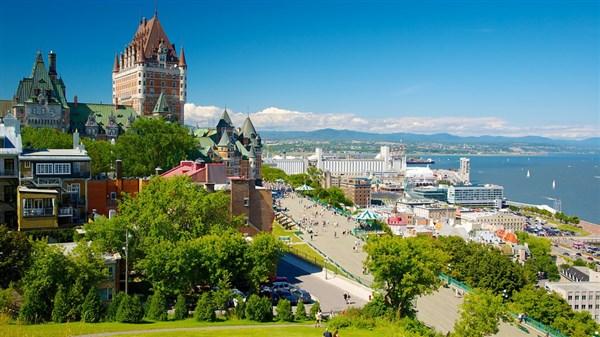 Montreal, Quebec City & Vermont