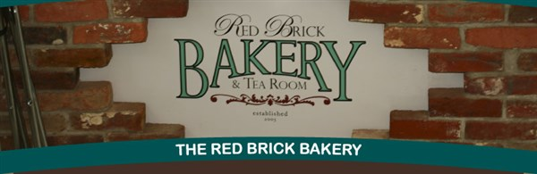 Christmas Tea at Red Brick Tea Room