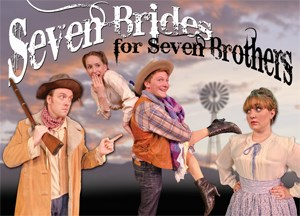 "Riverside Dinner ""Seven Brides for Seven Brothers"""