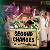"Dutch Apple Dinner Theatre ""Second Chances"""
