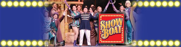 "Dutch Apple Dinner Theatre "" Show Boat"""