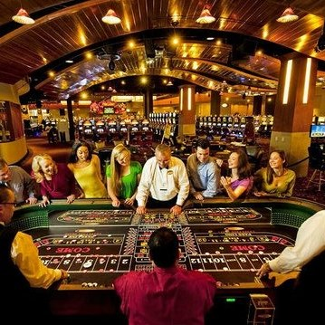 Slots, Tables & Crab Feast