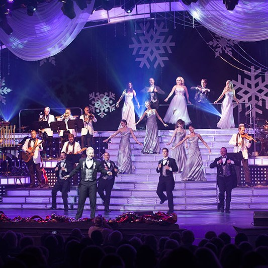 """Smoky Mountain Christmas Show"""