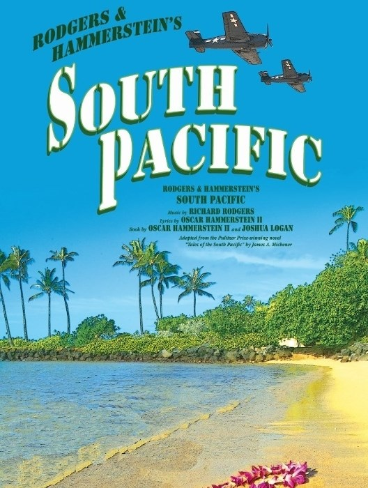 "Riverside Dinner Theater ""South Pacific"""