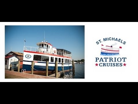 St Michaels Patriot Boat Cruise