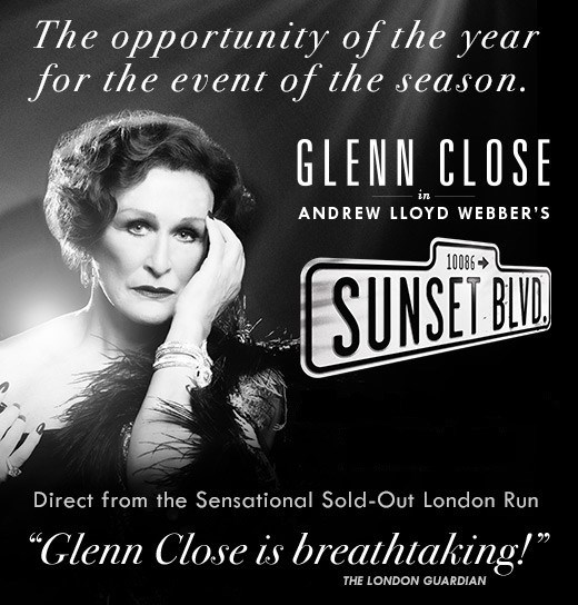 Sunset Boulevard A Broadway Musical