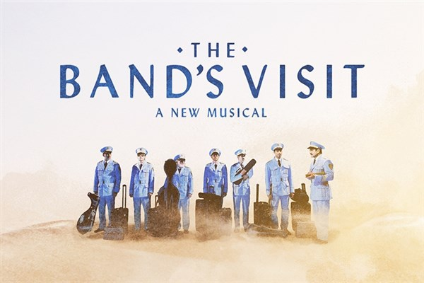 "The Kennedy Center ""The Band's Visit"""