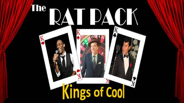 Rat Pack Christmas at Caesars Casino