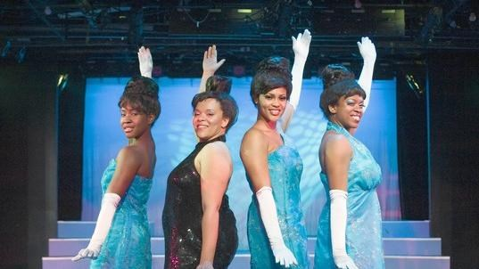 "Toby's Dinner Theatre ""Dreamgirls"""