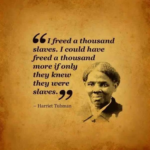 "Back Road to Freedom ""The Harriet Tubman Story"""