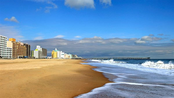 Virginia Beach Sun, Sand & Boardwalk