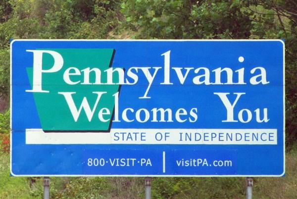 Pennsylvania Mystery Tour
