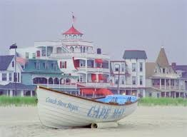 Historic Cape May- Lunch, Estate, Trolley & Ferry